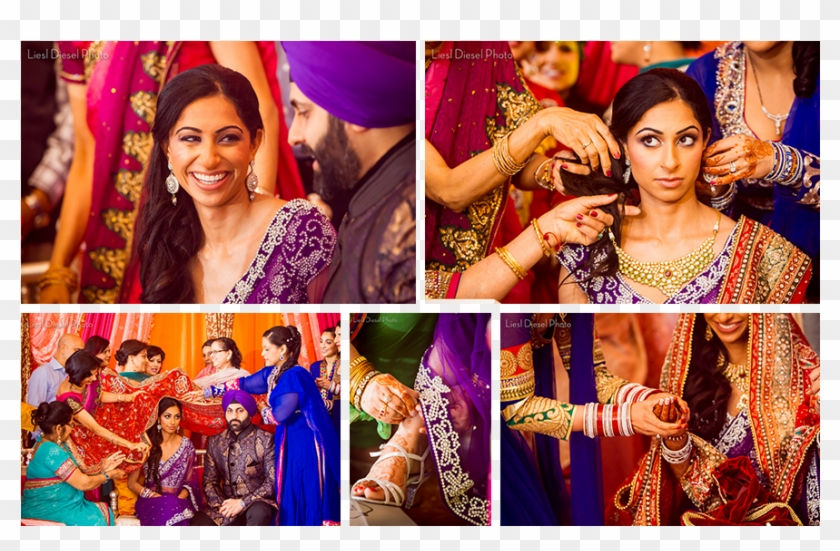 4 Sangeet Ceremony Sikh Indian Wedding Jewelry Hindu Marriage Hd Png Download 900x554 314881 Pngfind