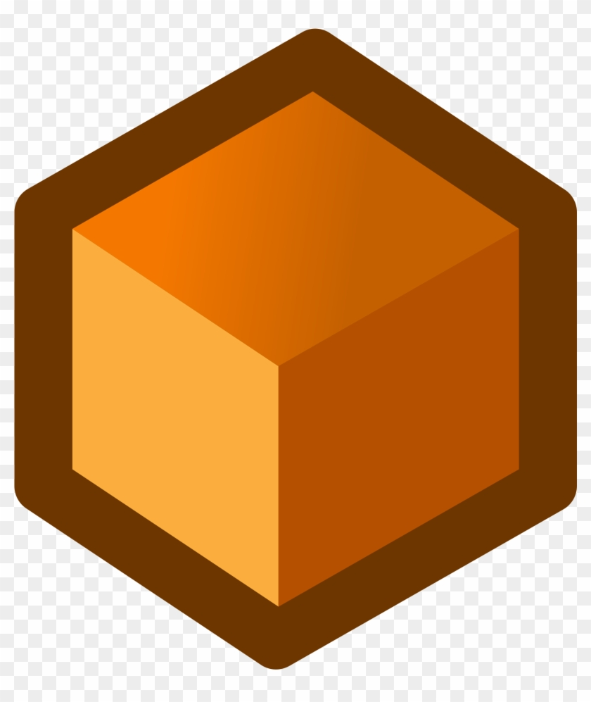 522 X 595 3 - 3d Cube Icon, HD Png Download - 522x595