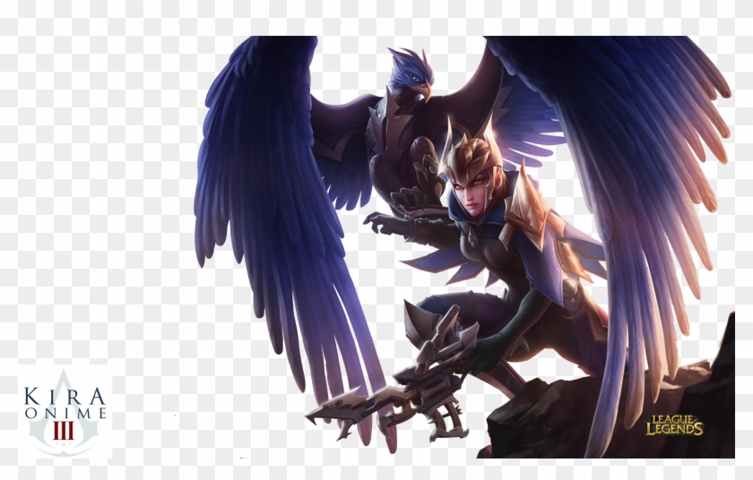Wallpapers Id League Of Legends Champion With Wings Hd
