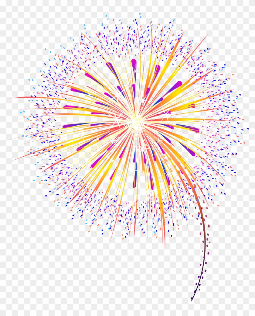 Free Animated Fireworks Gifs Clipart And Firework Animations