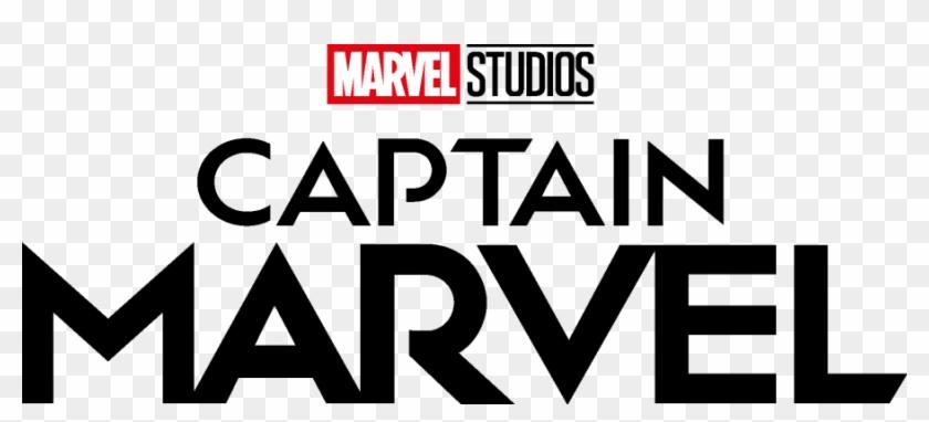 Captain Marvel Logo - Captain Marvel Title Vector, HD Png