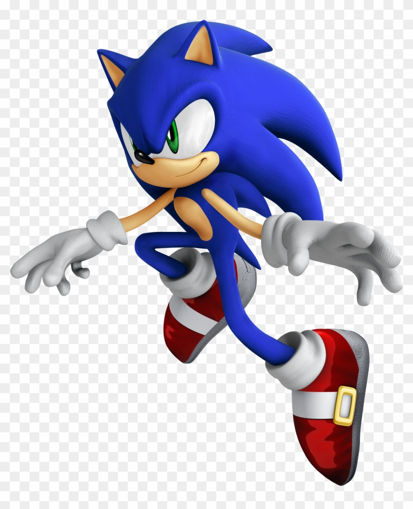 Sonic The Hedgehog Sonic The Hedgehog 2006 Hd Png Download 2824x3350 3109210 Pngfind