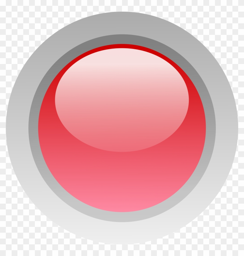 This Free Icons Png Design Of Led Circle Red