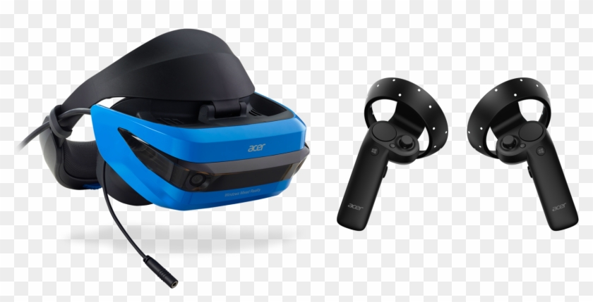 Acer Windows Mixed Reality Hands-on - Acer Mixed Reality