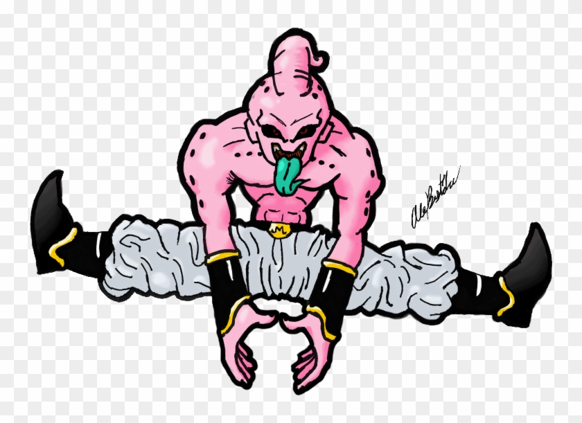 Especially Kid Buu Maybe I Will Dedicate Some Time Dragon Ball Z