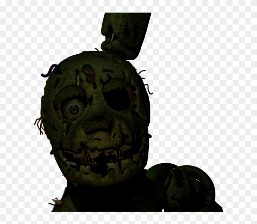 Imageeven More Withered Springtrap - Fnaf World Withered