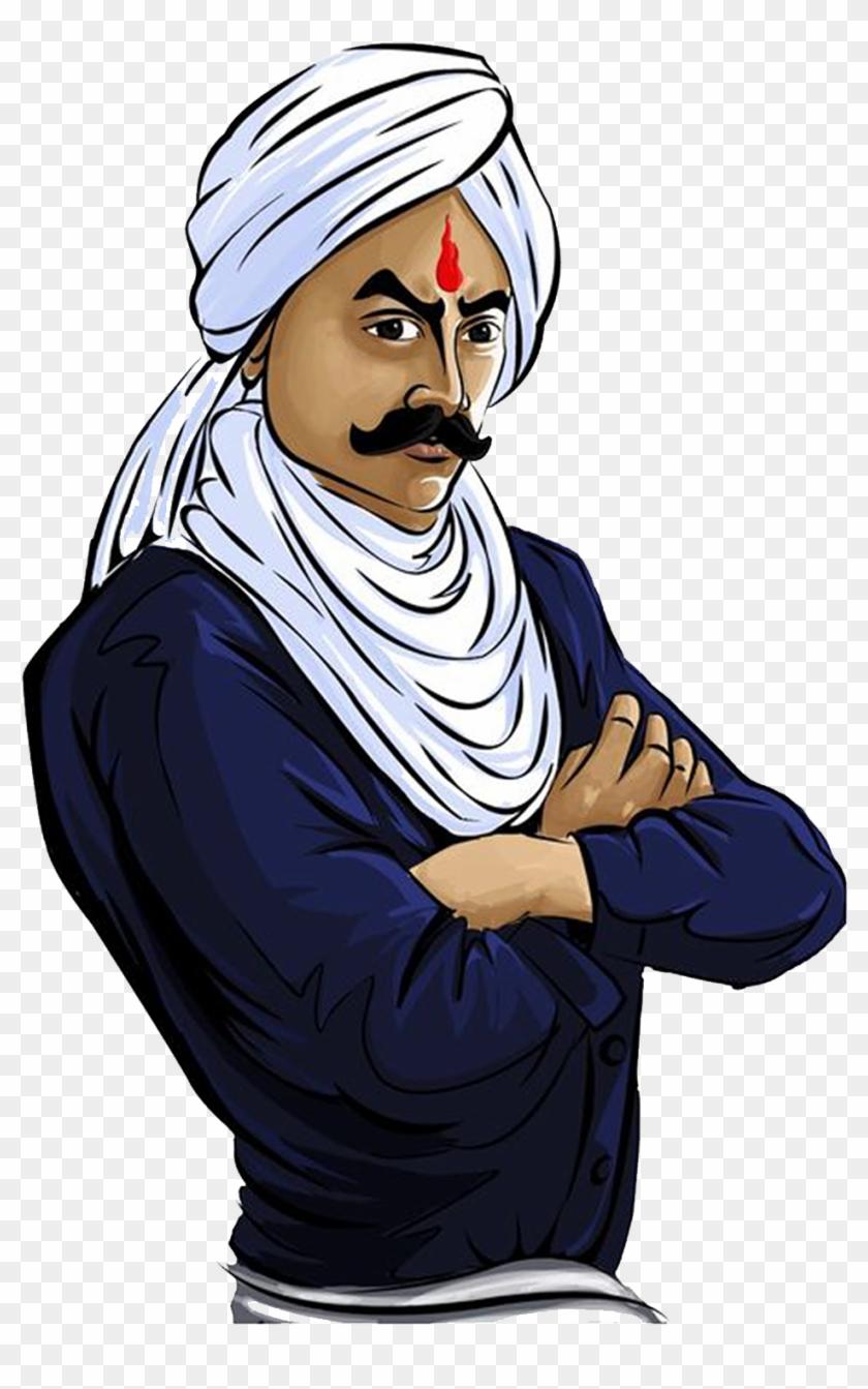 Bharathiyar Inspirational Bharathiyar Quotes Hd Png Download