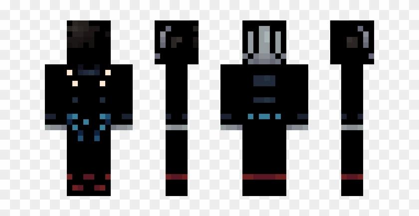 Agent Steve Minecraft Skin Hd Png Download 750x442