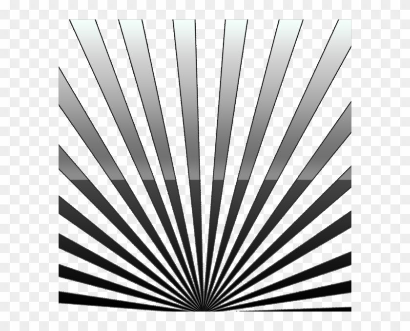Png Transparent Flay Stripes - Sun Rays Red, Png Download