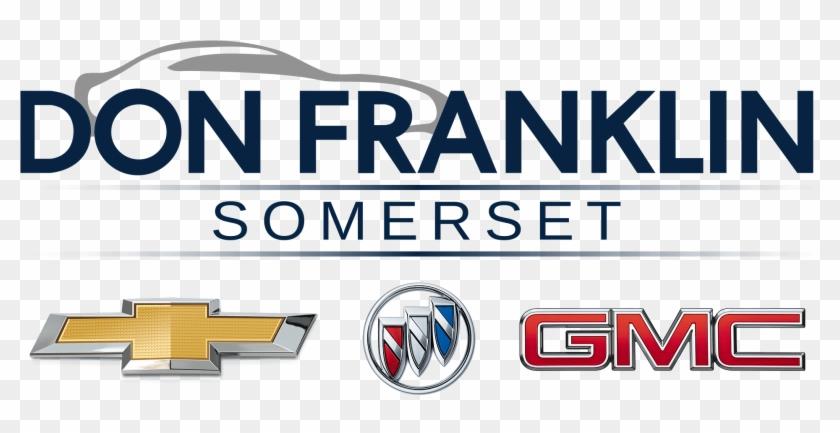 Don Franklin Somerset Chevy, Buick, Gmc - Emblem, HD Png