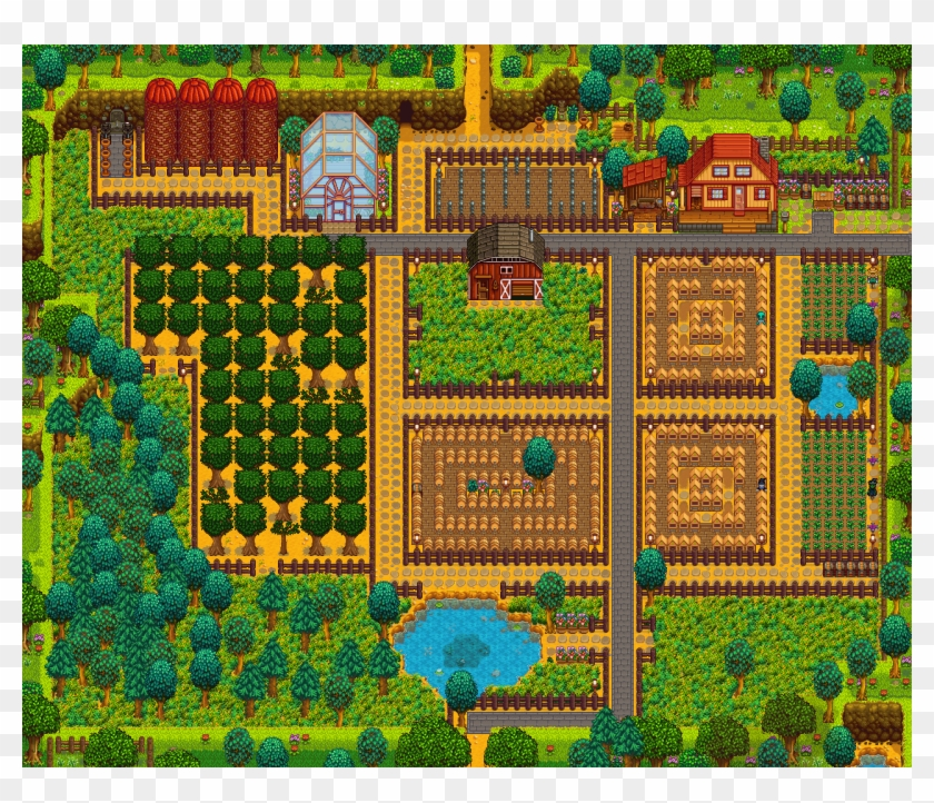 Honey Mead Farm Upload Farm Stardew Valley Summary Hd Png Download 1280x1040 3150061 Pngfind