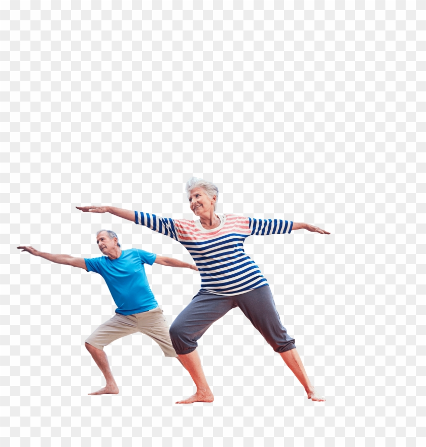Yoga People Png Older Adult Quality Of Life Transparent Png 2048x2048 3151260 Pngfind