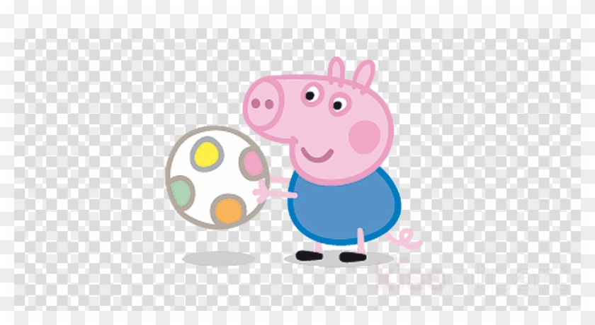 Peppa Pig George Clipart George Pig Mummy Pig Transparent Curly