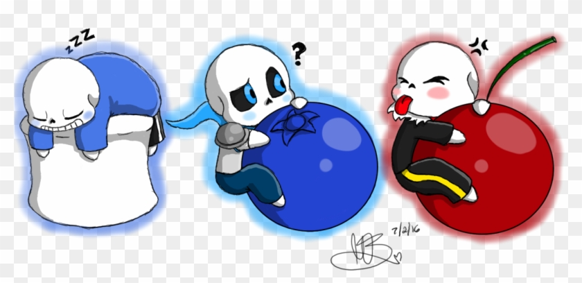 Sans, Sans, And Sans - Cute Chibi Underfell Sans, HD Png Download