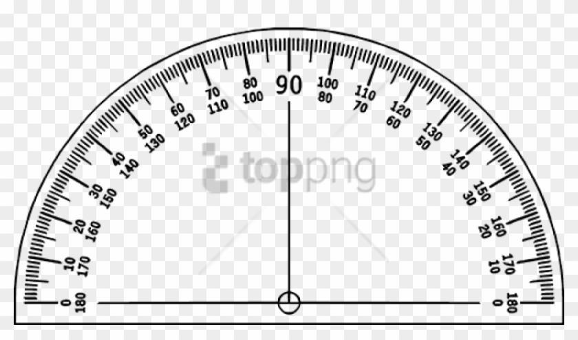 image about Protractor Printable Pdf named Free of charge Png Protractor Png Png Graphic With Clear - Print