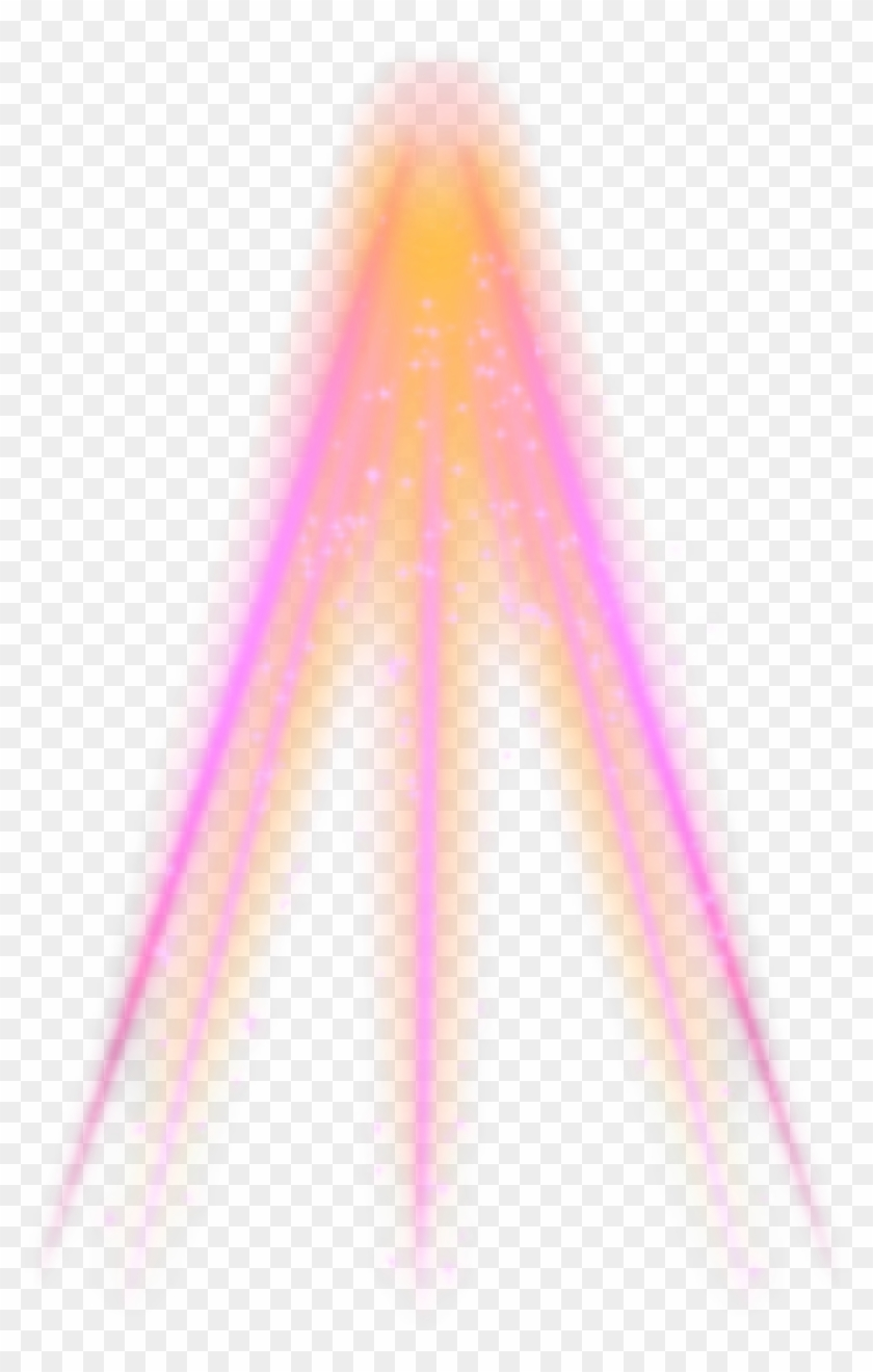 ftestickers #effect #light #spotlight #glow #neon - Plot, HD Png