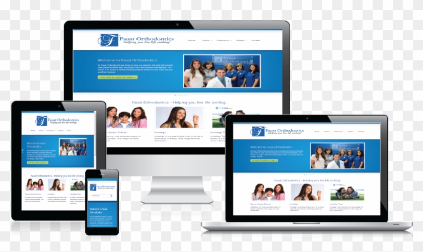 Dental Practice Website Design Services By Smile Marketing - Best