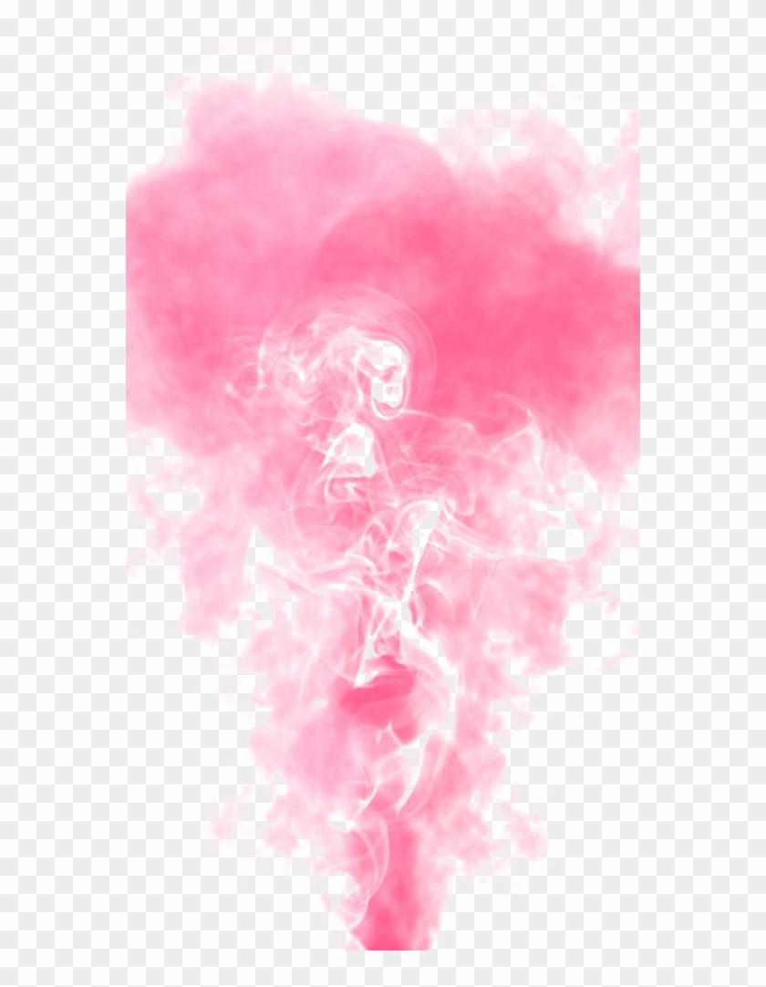 pink #smoke #smokeeffect #smokey #effects #effect - Pink