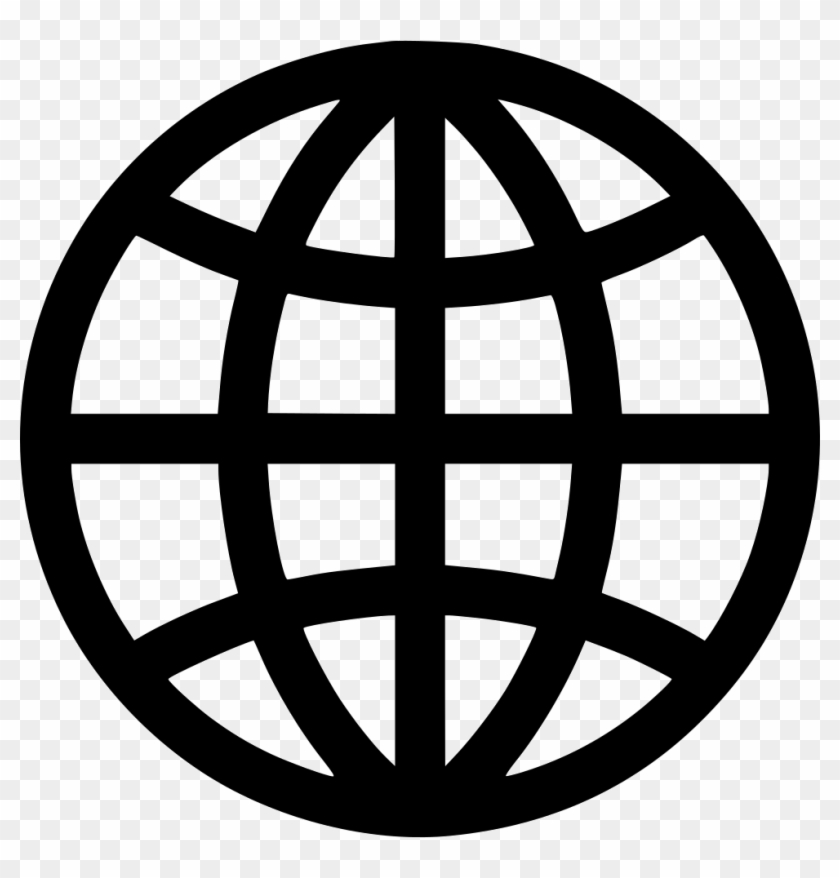 Web Globe Icon Png, Transparent Png - 980x978(#321961) - PngFind