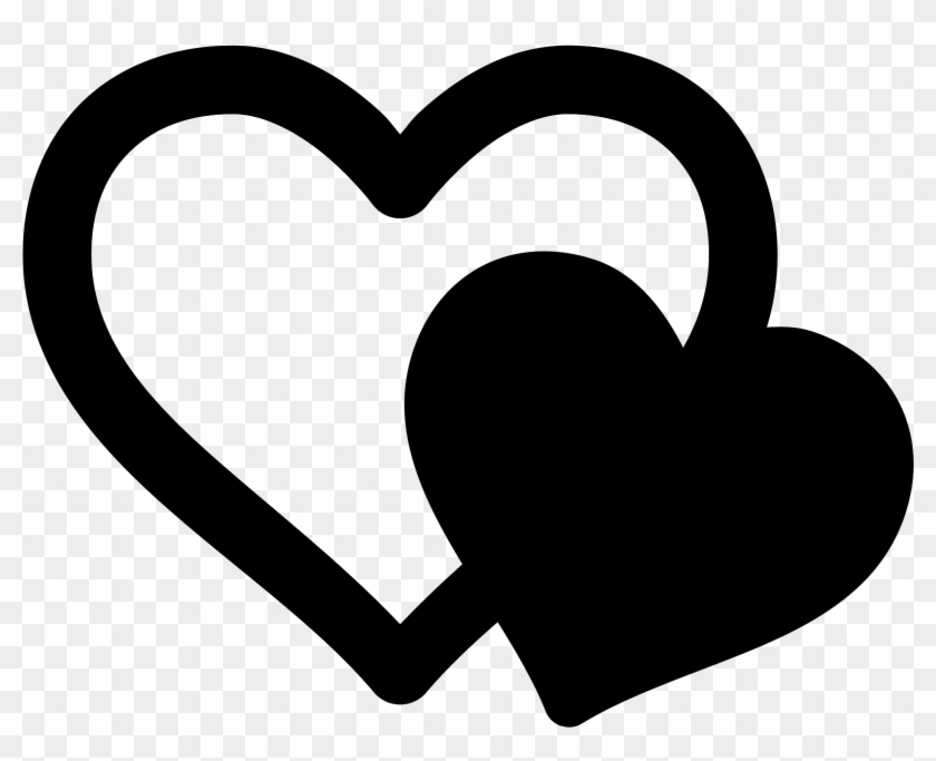 Banner Library Library Heart Png Transparent Images - Love