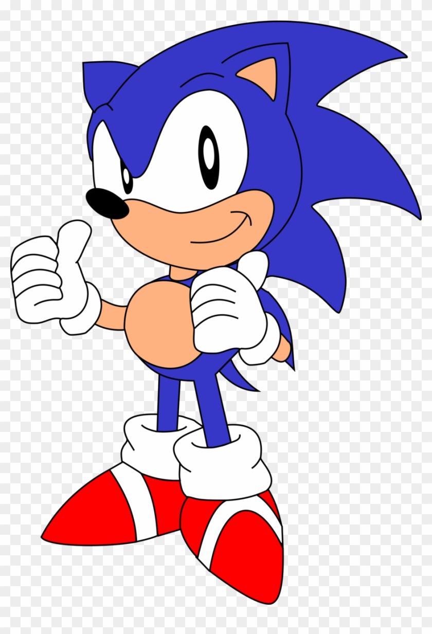 Sonic The Hedgehog Art Clipart Free Clip Art Images Sonic The Hedgehog In Png Transparent Png 900x1279 325087 Pngfind