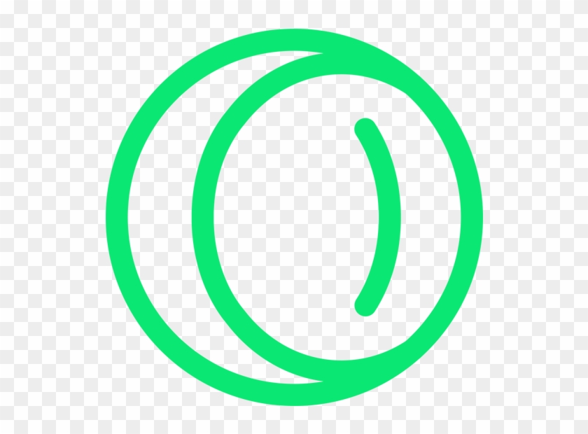 Opera Neon Browser - Opera Neon Browser Icon, HD Png
