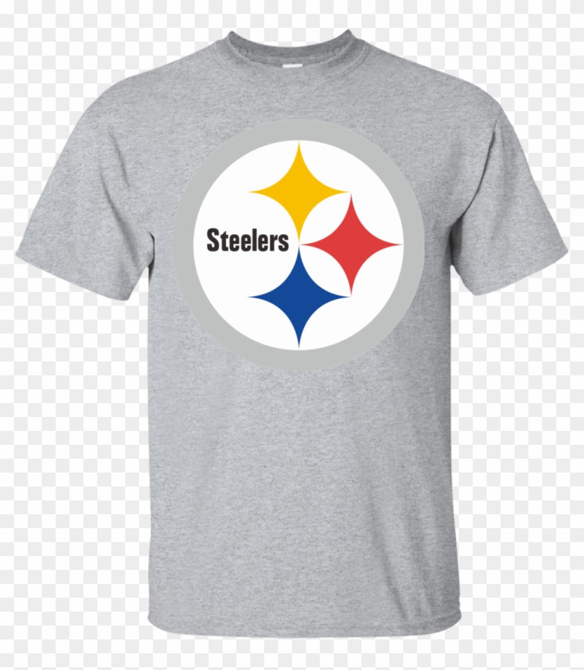 fd61e7ab893 Pittsburgh Steelers Logo Football Men s T-shirt - Funny Darts T Shirts