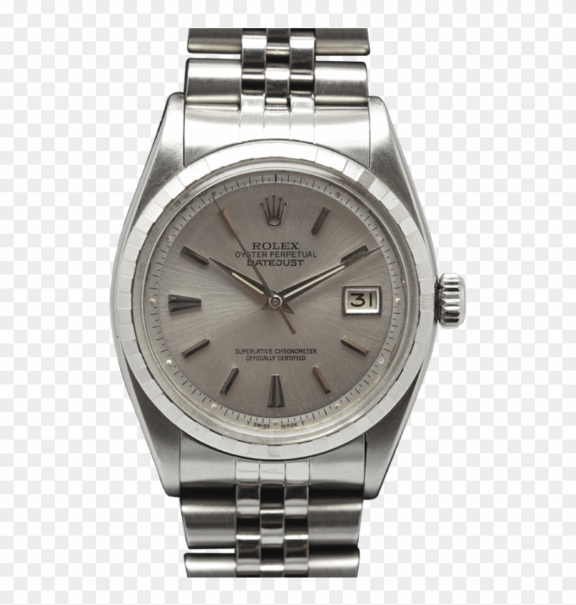d9153018025 Rolex Oyster-perpetual Datejust 6605 Horare Vintage - Analog Watch, HD Png  Download