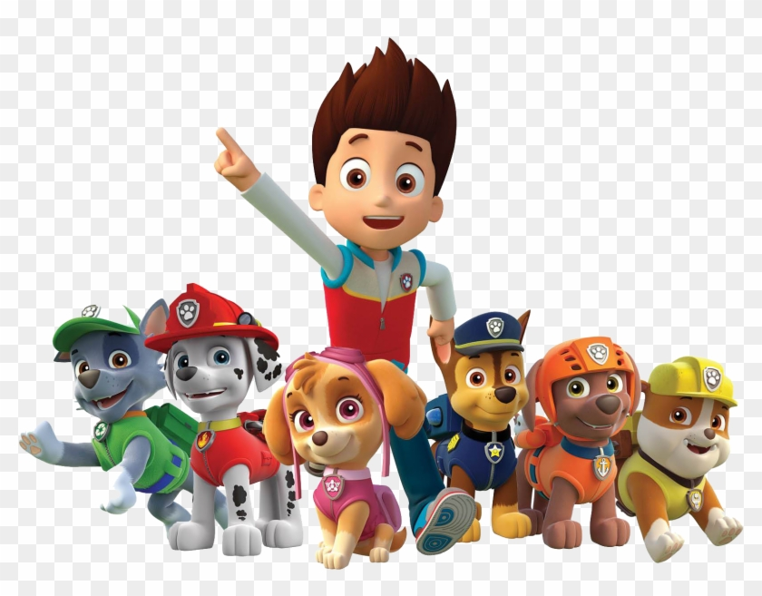 Paw Patrol Characters Png Transparent Png 1754x1240 327678
