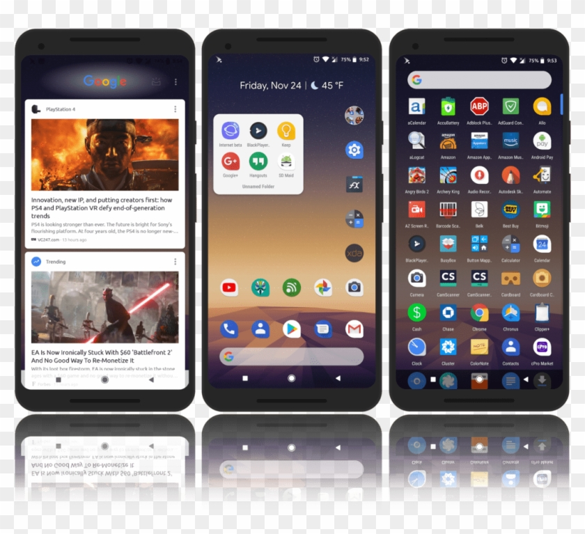 "Android Q Beta 2 Reveals ""pixel Themes"" App To Change - Google Pixel"
