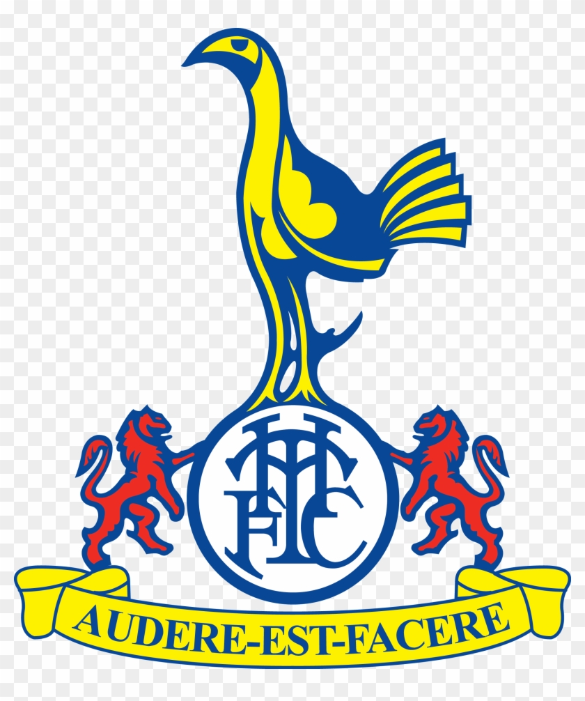 Tottenham Hotspur Tottenham Hotspur Old Logo Hd Png Download 2274x2617 3216680 Pngfind