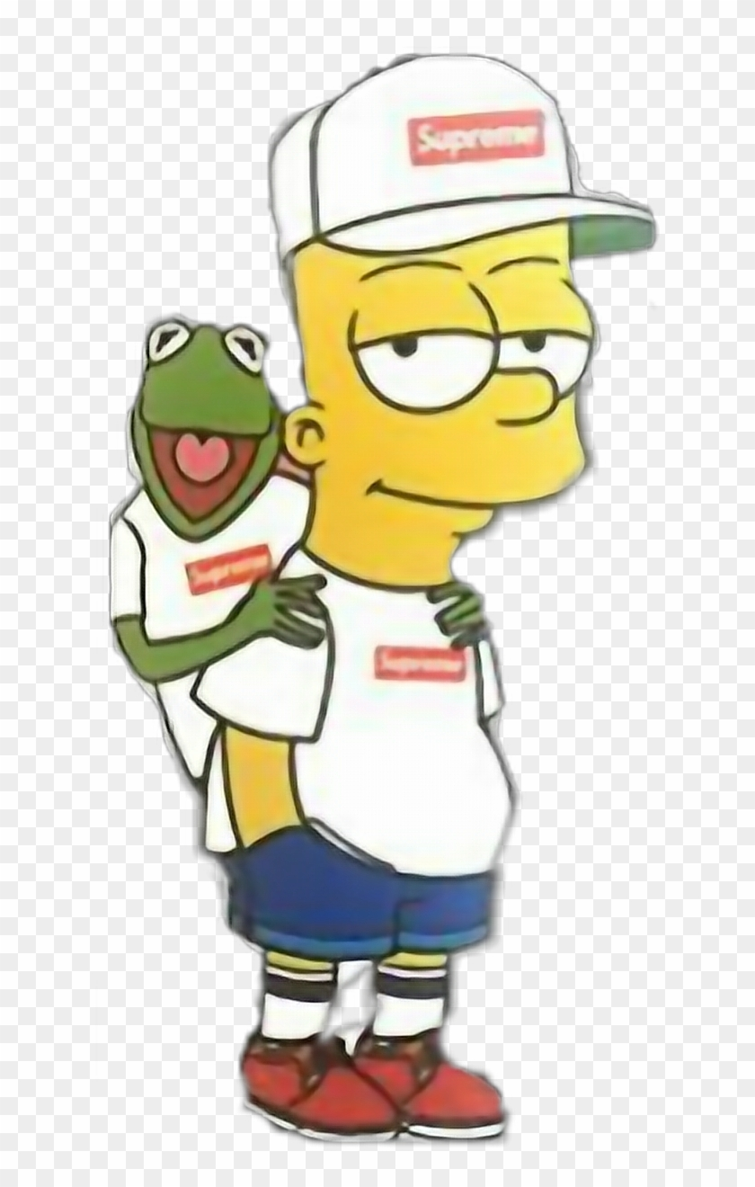 Kermit The Frog Supreme Wallpaper - Just Me And Supreme