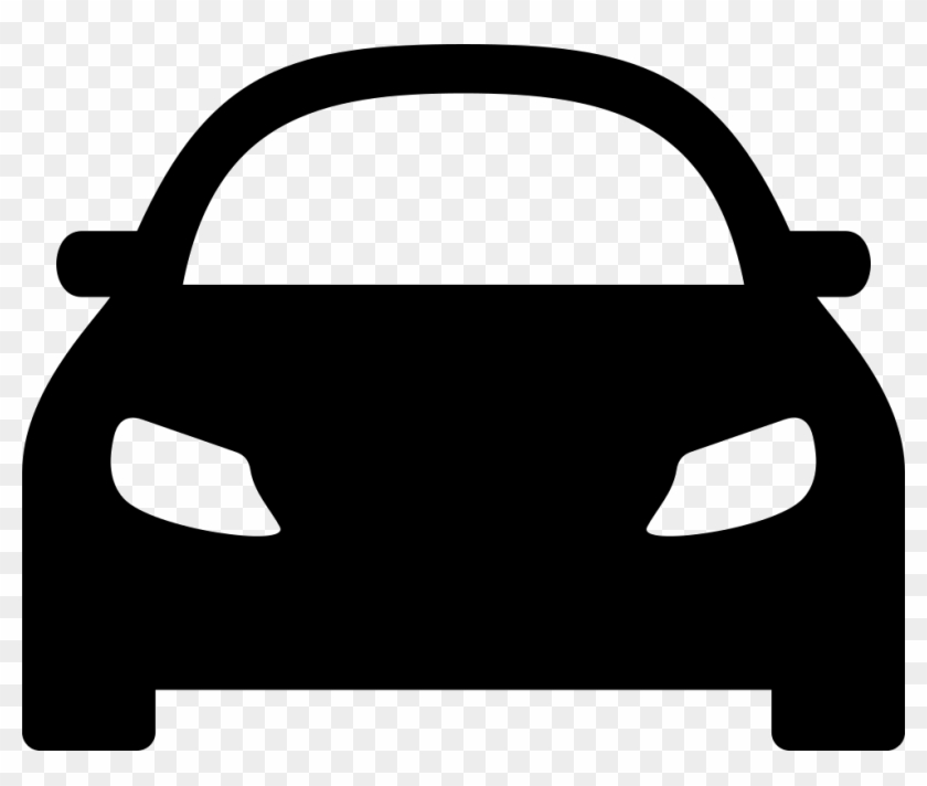 Car Silhouette With Detached Wheels 8902 Free Vectors Car Icon