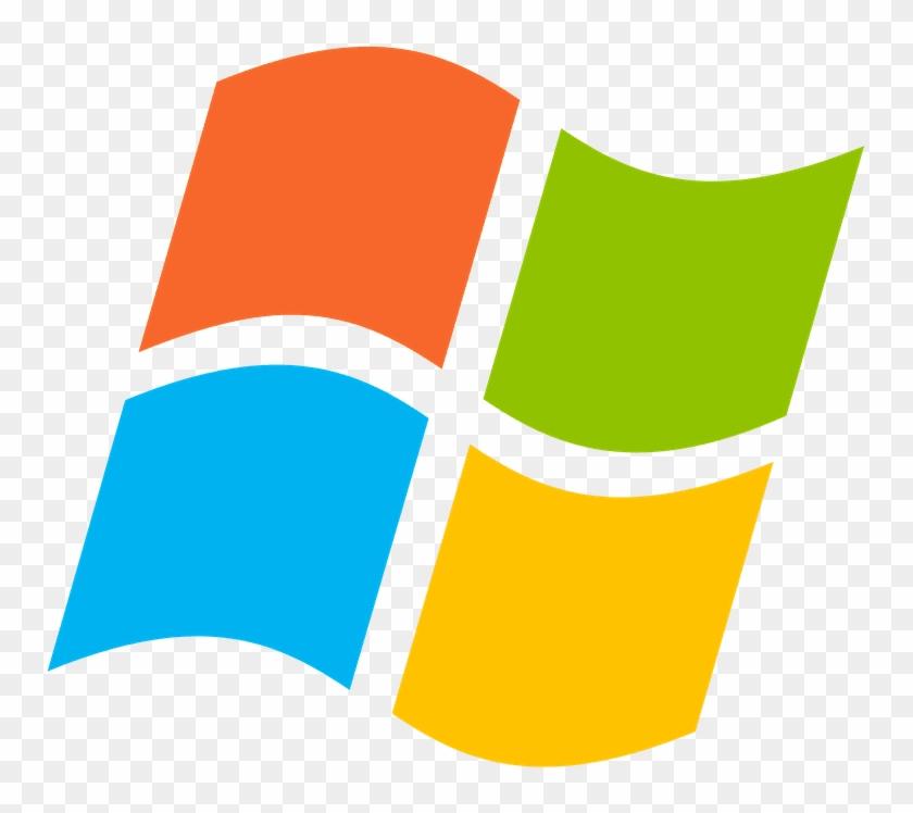 Microsoft transparent. Clipart windows logo
