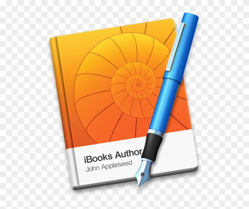 Ibooks Author On The Mac App Store - Ibook Author, HD Png
