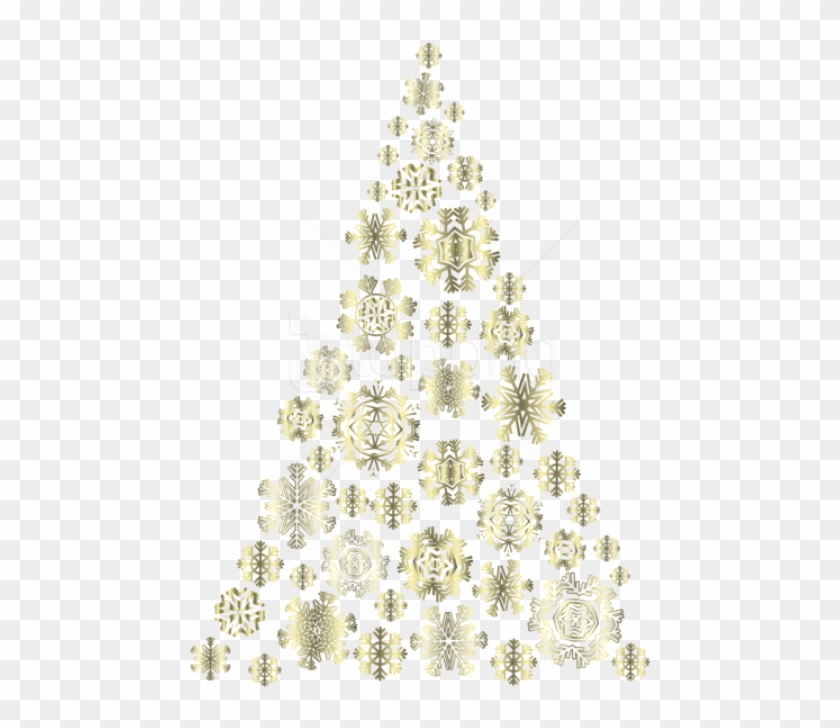 free png golden snowflakes christmas tree png golden snowflake transparent background png download 480x675 3297042 pngfind free png golden snowflakes christmas