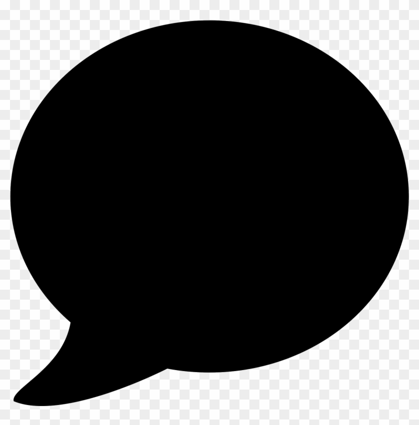 Chat Bubble Icon Png Transparent Png 1600x1600 331550 Pngfind