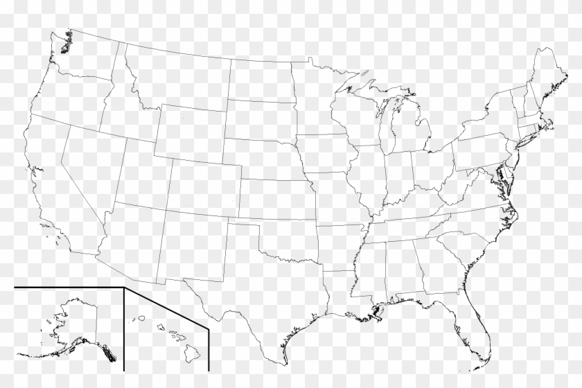 Usa State Boundaries Lower48 2 - High Resolution Blank United States on alaska lower 48 map, usa map, sierra leone latitude and longitude map, us geographical map, oregon state map, letter size landscape us map, flat us map, connecticut longitude and latitude map,
