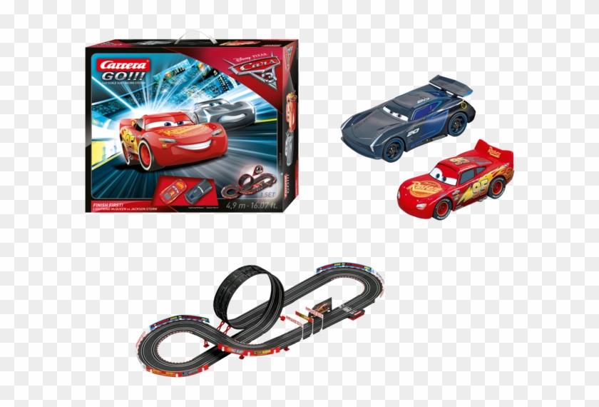 Carrera Go Disney Pixar Cars Carrera Go Cars 3 Hd Png Download 700x600 334811 Pngfind