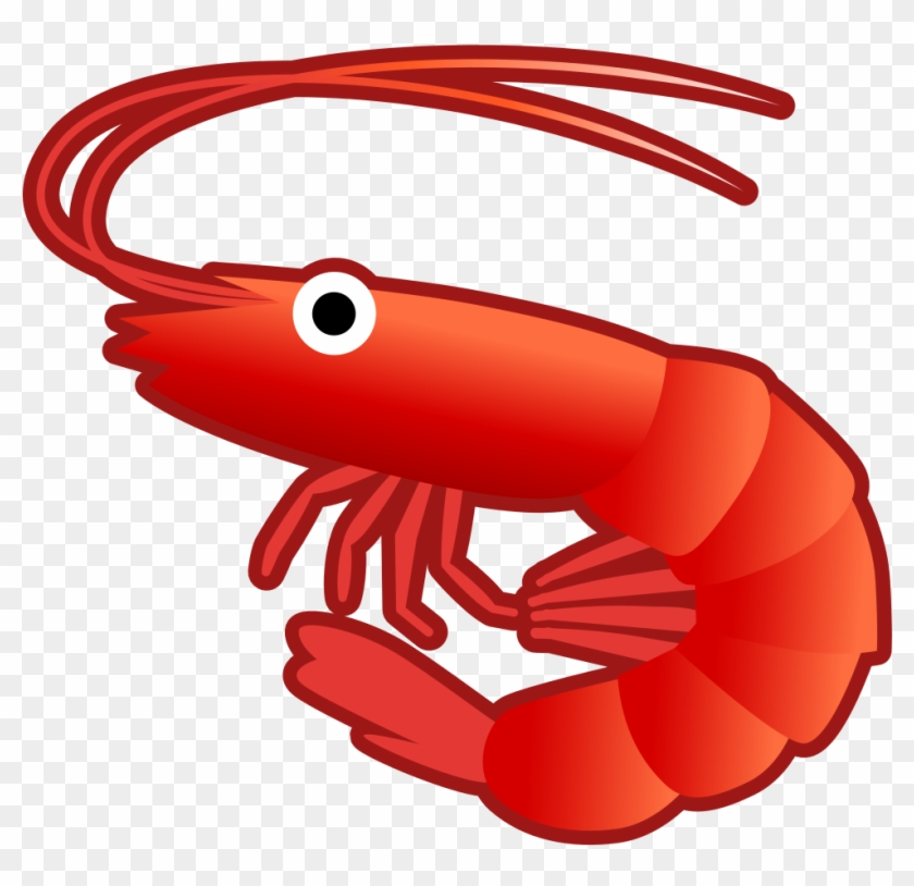 Shrimp Png , Png Download - Camaron Emoji, Transparent Png