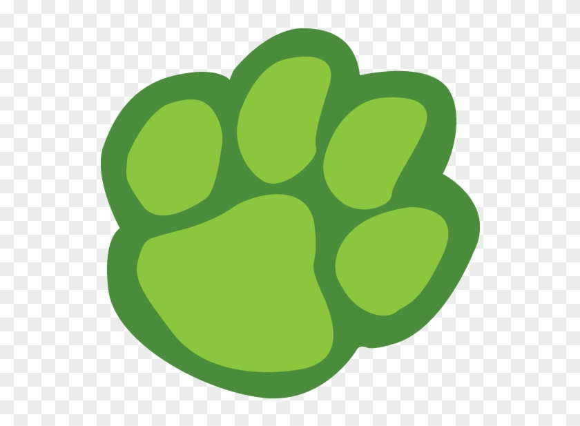 Wildcat Clipart Wolf Claw Green Paw Print Clipart Hd Png Download 600x600 338205 Pngfind Here you can explore hq paw print transparent illustrations, icons and clipart with filter setting like size, type, color etc. wildcat clipart wolf claw green paw