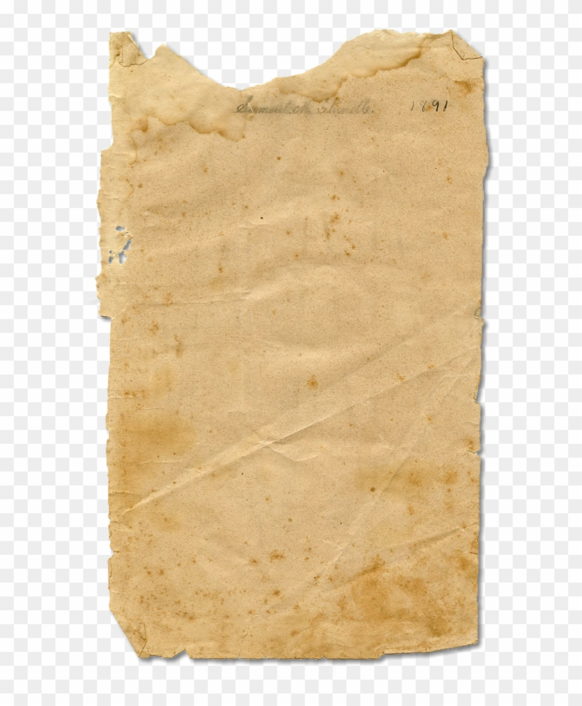 Torn Old Paper Texture , Png Download, Transparent Png ...