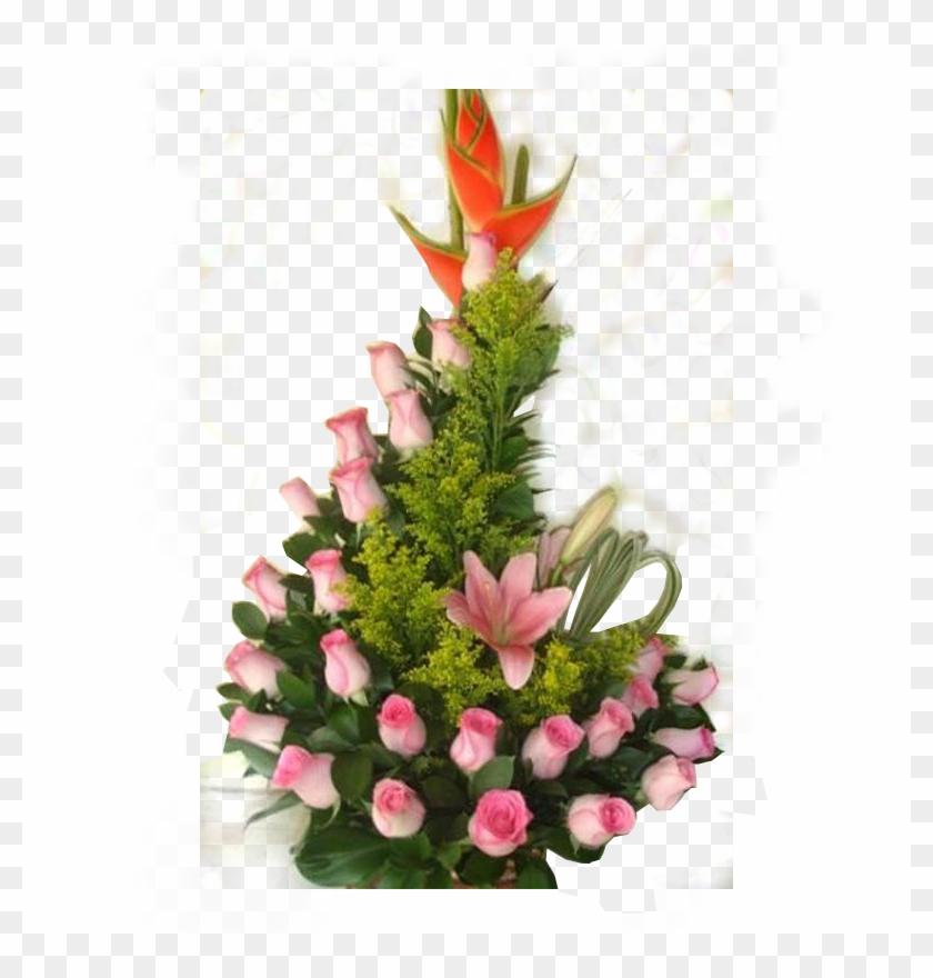 Arreglo Floral Blanco Png Arreglos Florales Para El 10 De