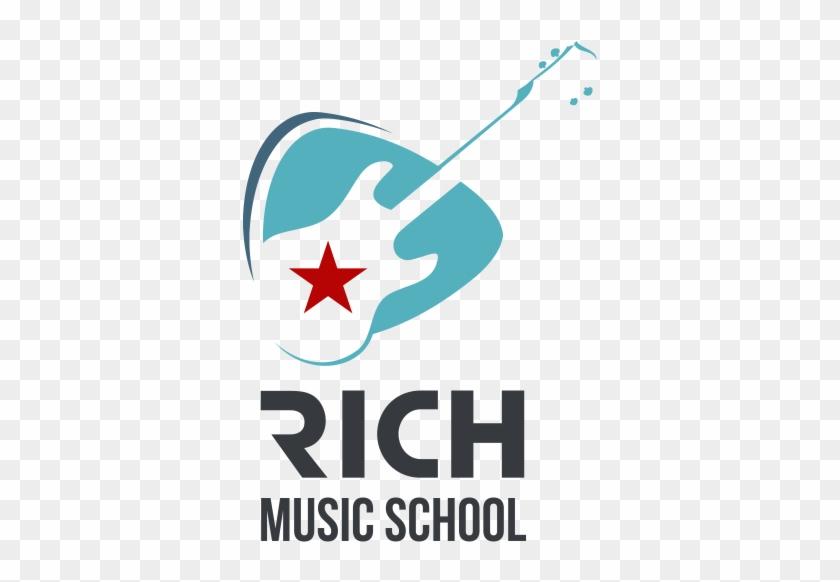 Bold, Modern, Music Training Logo Design For Rich Music - Islamic