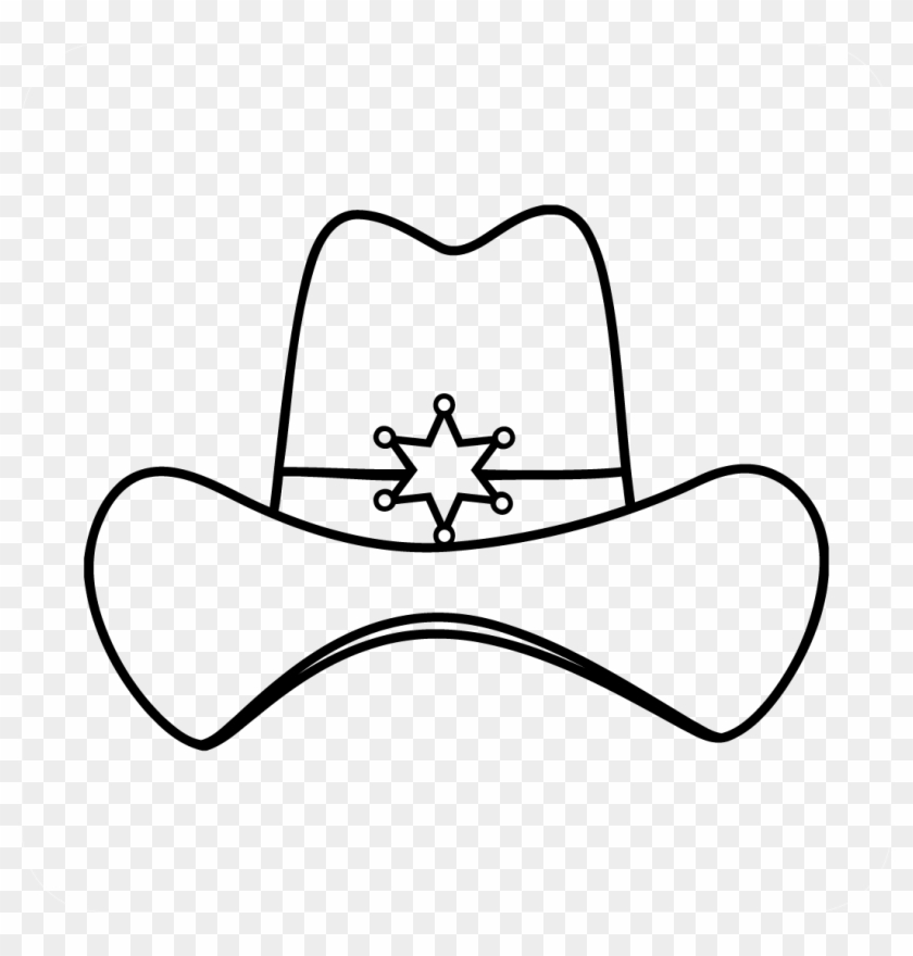 Sheriff Cowboy Hat Decal Cowboy Hat Hd Png Download 1051x1051 3324653 Pngfind Icon of south american cowboy wearing hat and handkerchief. pngfind
