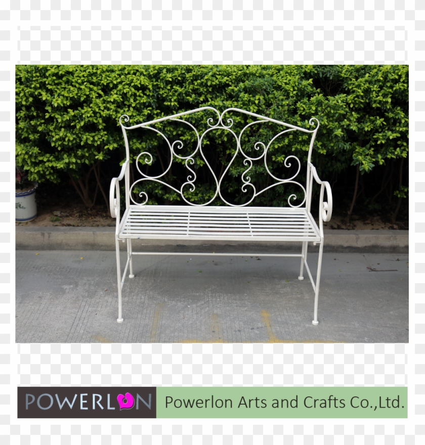 Stupendous Heart Of House Jasmin 4Ft Metal Garden Bench With Cushion Ibusinesslaw Wood Chair Design Ideas Ibusinesslaworg