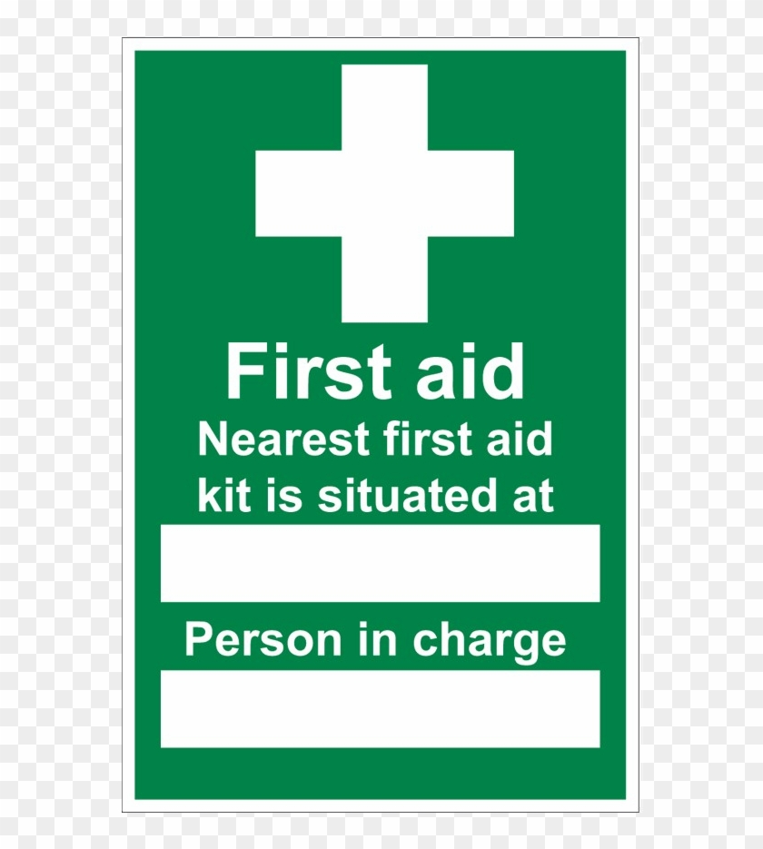 picture about Printable First Aid Sign called Initially Assistance Package Signal Printable - Initially Guidance Box Labels, High definition Png