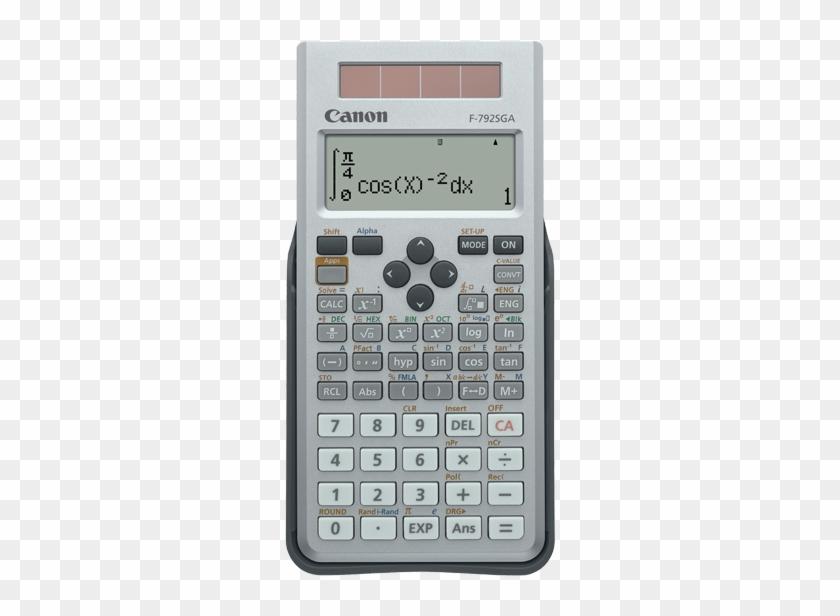 Canon F-792sga - Canon Scientific Calculator F 789sga, HD