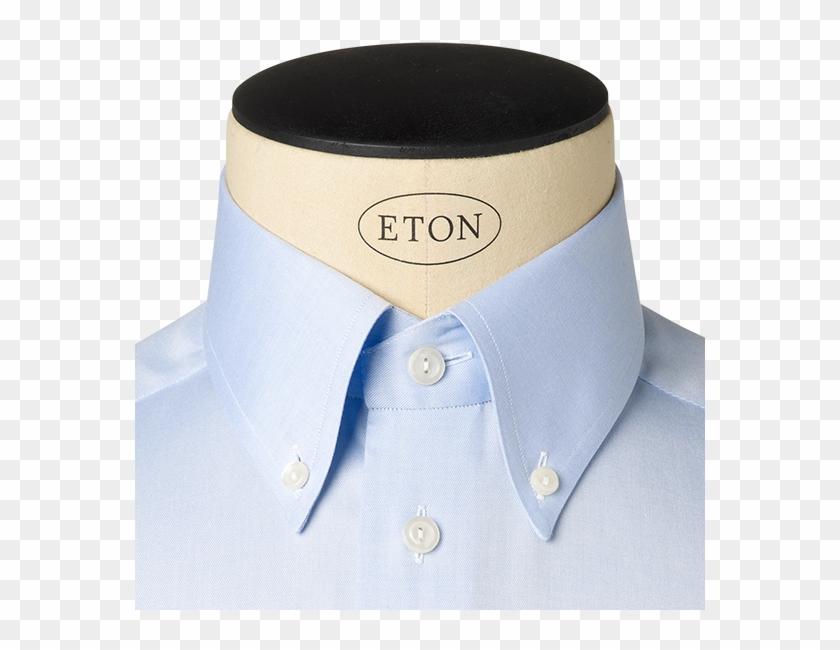 36e4a418c3bf9 Tall Button Down Collar - Big Collar Button Down Shirt, HD Png ...
