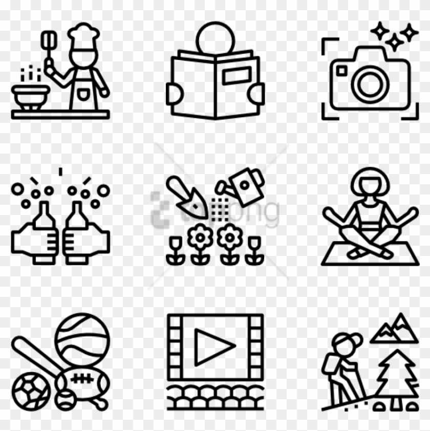 Free Png Hobbies 36 Icons Fantasy Icon Transparent Png 850x812 3336400 Pngfind